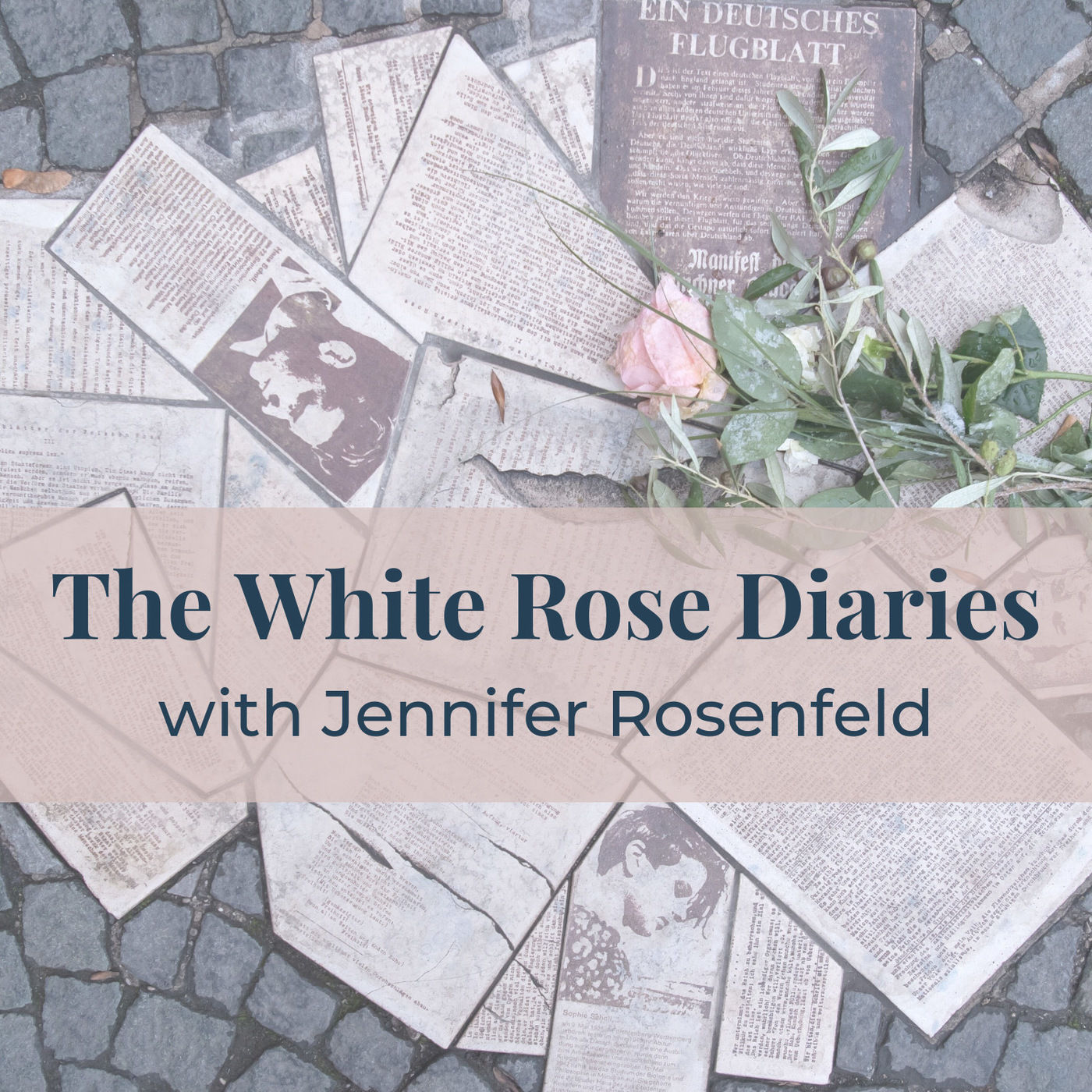 The white rose diaries